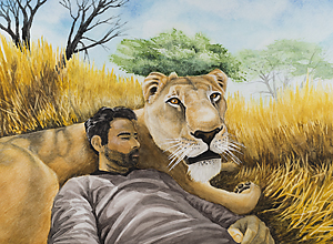 A tribute to the Lion Whisperer, who changed everything we thought we knew about big cats.